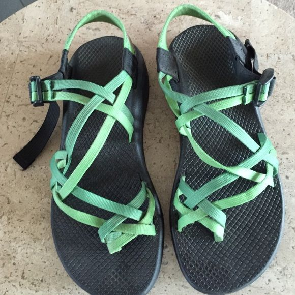 Chacos sandals Women's size 9, barely worn as you can see from pictures Chacos Shoes Sandals