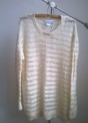 Kup mój przedmiot na #vintedpl http://www.vinted.pl/damska-odziez/swetry-z-dzianiny/11222782-sweter-monki-rozm-m