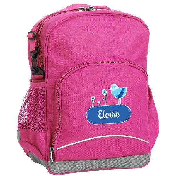 Harlequin Personalised Ergo Kindy Tuff-Pack. Lightweight and Ergonomic #backtoschool #kids #school_bag #prep #kindy #Primary_School #BTS #Personalise #Kids_Gifts #InTheClassroom #Backpack #School_Backpack #For_school #Ergonomic