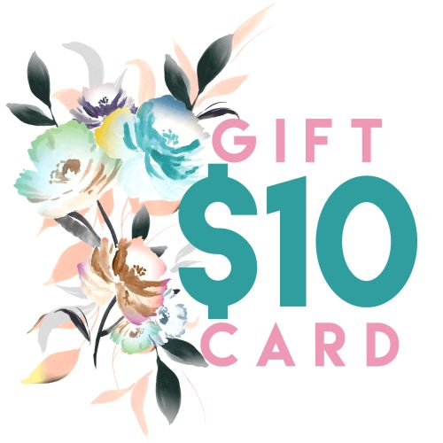 $10 GIFT CARD - Poepa Soap