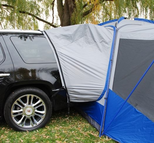 SUV Tent With Screened Room Model