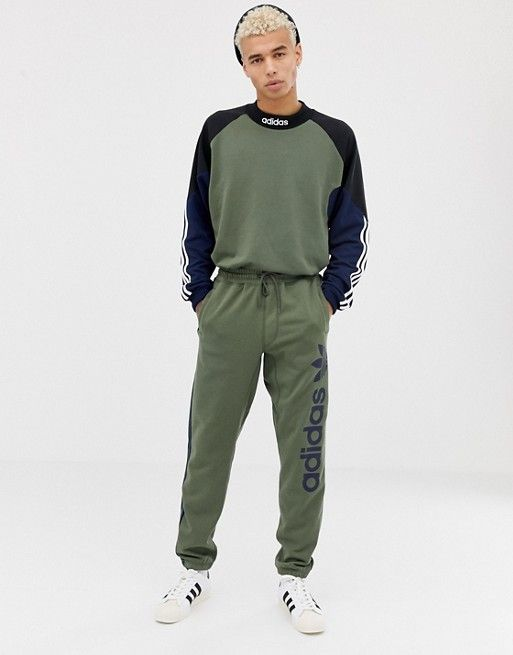 adidas skateboarding uniform sweat