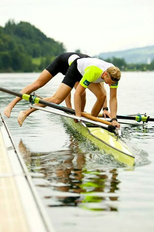 #rowing KiwiPair  Hyndsight Cruz is great for pairs! only $499 and approved for competition by USRowing