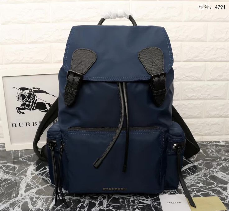 Burberry Backpacks 4791