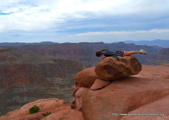 Grand Canyon Planking