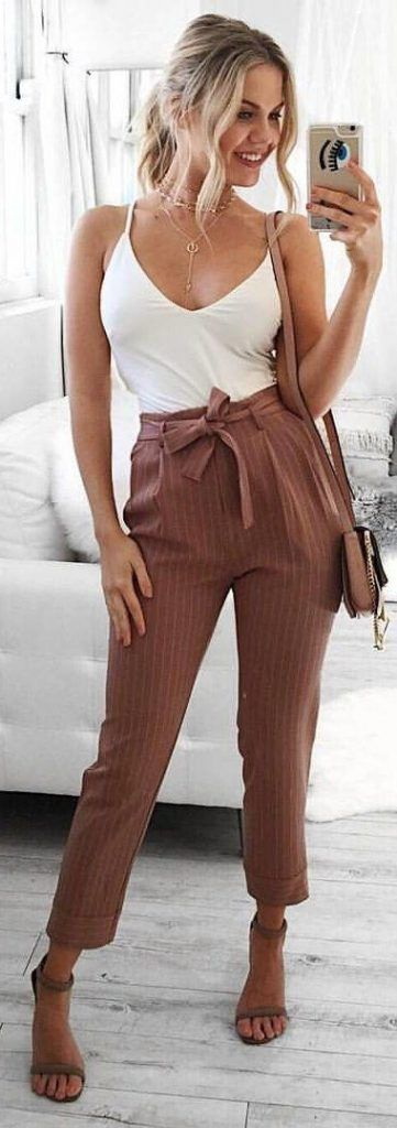 45 Most Popular OOTD Summer Fashion Outfits