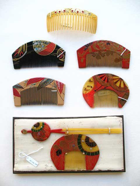 Japanese Hair accessory
