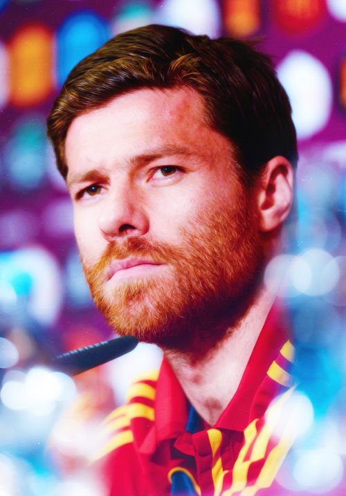 Spanish about Pinterest 107 images  Xabi best Alonso | on