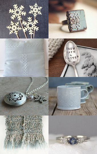 softly into snow by Darcy on Etsy--Pinned with TreasuryPin.com