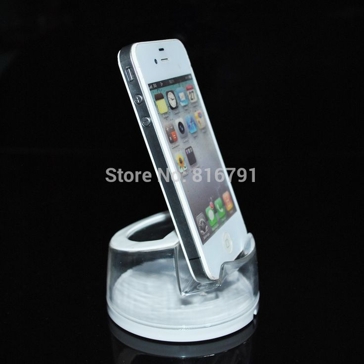 Retail Store Display Mobile Phone Holder for Iphone Dummy Exhibition Hall Display Cell Phone Stand Free Shipping #Affiliate