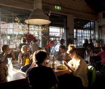 in Melbourne: Vegie Bar in Fitzroy
