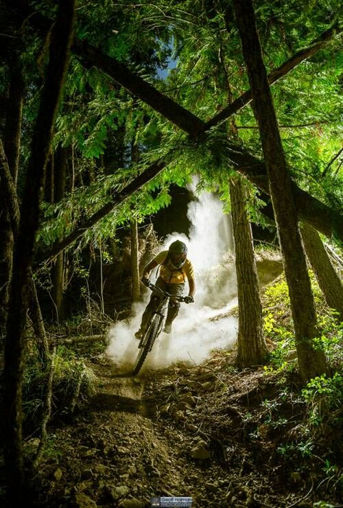 Dust, eat it! Reminds me of High Cascades 100 in Bend OR!