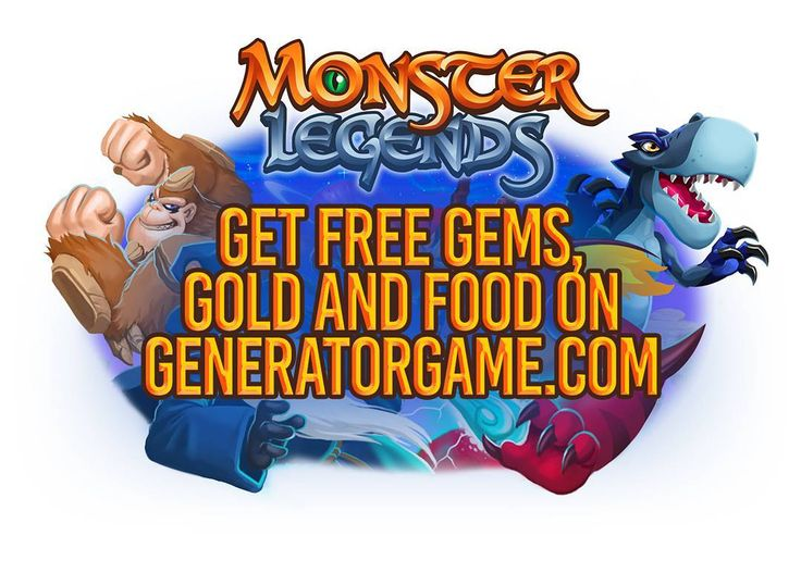 "[NEW] MONSTER LEGENDS HACK ONLINE WORKS 2015: www.monsterlegends.tk and Get Free 999999 Gems Gold and Food each day: www.monsterlegends.tk No more lies! This method 100% works for real: www.monsterlegends.tk Please SHARE this real hack online guys: www.monsterlegends.tk  HOW TO USE: 1. Go to >>> www.monsterlegends.tk 2. Enter your Monster Legends Username/ID or Email Address (You don't need to type your password) 3. Enter the amount of Gems Gold and Food then click ""Generate"" 4. Finish…"