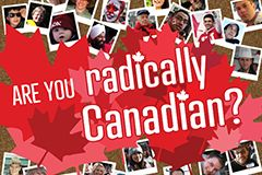 Website: Get Radically Canadian with us! from the David Suzuki Foundation