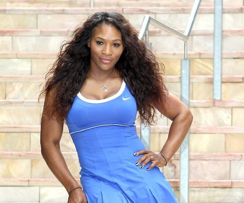 "Serena Williams is getting ample attention on magazine covers for her awesome body, at the moment, but we are drawn to her lush and glossy ""summer-fun"" hair! --- What do you think about those alluring & care-free waves?? --- To look effortlessly beautiful like Serena this summer, try our Mongolian Body 2 Wavy hair. See More here-->www.onychair.com  **Follow us on Instagram and Twitter @ONYChair for all the latest news and updates!!"