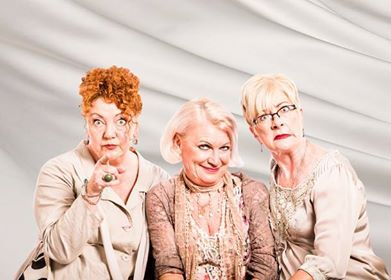 """Royal Wanganui Opera House """"Grumpy Old Women - Fifty Shades Of Beige""""  Date: 25th of April Time: 7:30pm Location: Royal Wanganui Opera House @ 69 St Hill Street, Whanganui.  Come and enjoy an evening of Olympic-class whingeing about the state of the world, the collapse of good manners and the general ineptitude of men. . . Some of the mediations on mortality and the fading of desire could almost have been lifted from a Beckett play."""