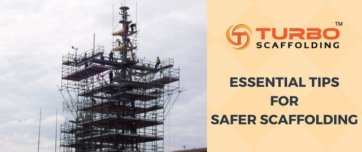Essential Information on Scaffolding Safety. #Construction #Renovation #Scaffold #Safety #Health #Tips #Sydney #Australia