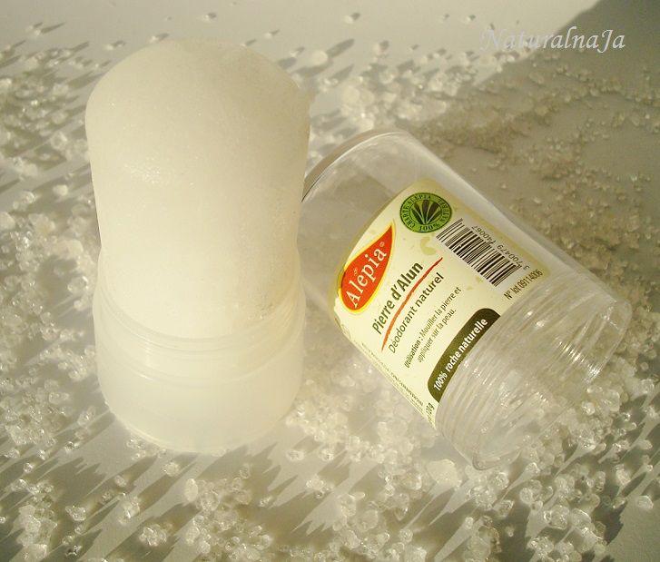 NaturalnaJa: Dezodorant Naturalny Ałun - skuteczny i bezpieczny! - http://naturalnaja.blogspot.com/2014/01/dezodorant-naturalny-aun-skuteczny-i.html