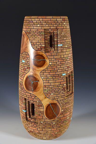 853 Best Wooden Bowls Amp Vases Images On Pinterest
