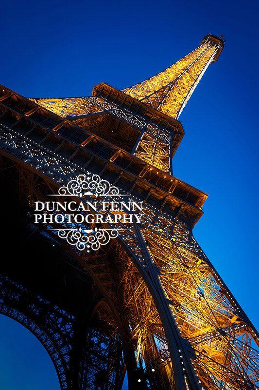 Diamond Eiffel Tower Paris France | Fine Art Photography | Print