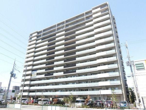堺市北区 分譲賃貸マンション プレイズ新金岡