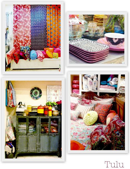 Must Visit: Tulu! Gorgeous lifestyle shop in Istanbul - http://www.tulutextiles.com/