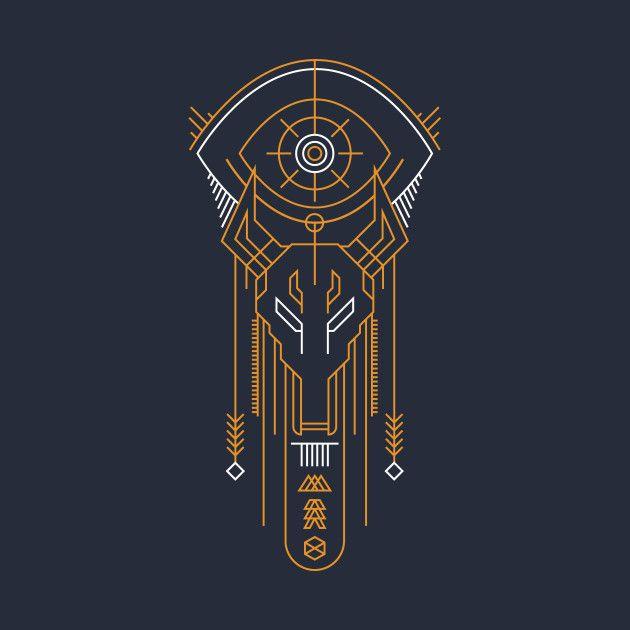 bdc31c37b Curse of Osiris design on @TeePublic! | Destiny Stuff | Destiny ...