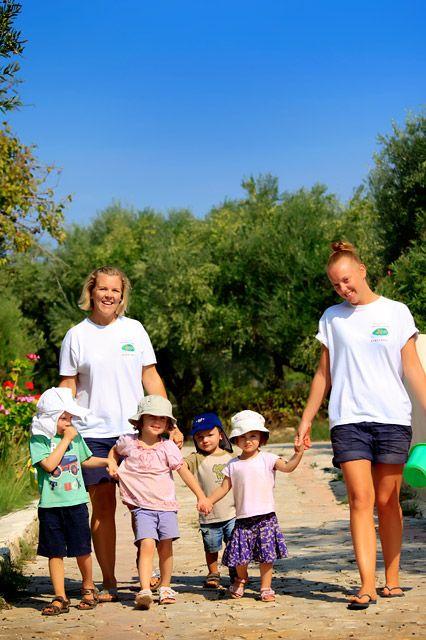 Periyali Crèche & Children's Club, Zakynthos, Greece #Zakynthos