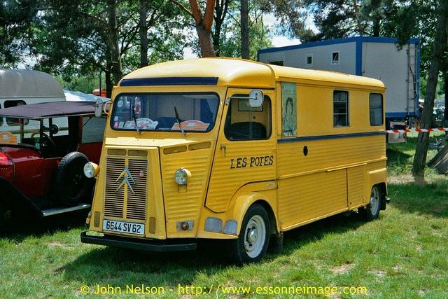 103 best images about citroen hy on pinterest for Garage citroen essonne