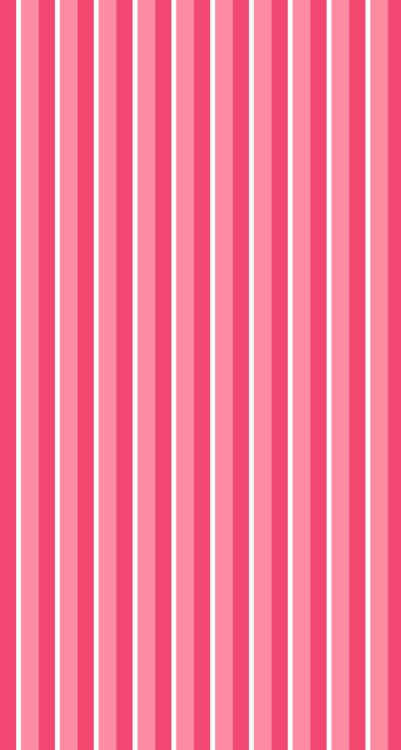 Pink And Gold Striped Wallpaper