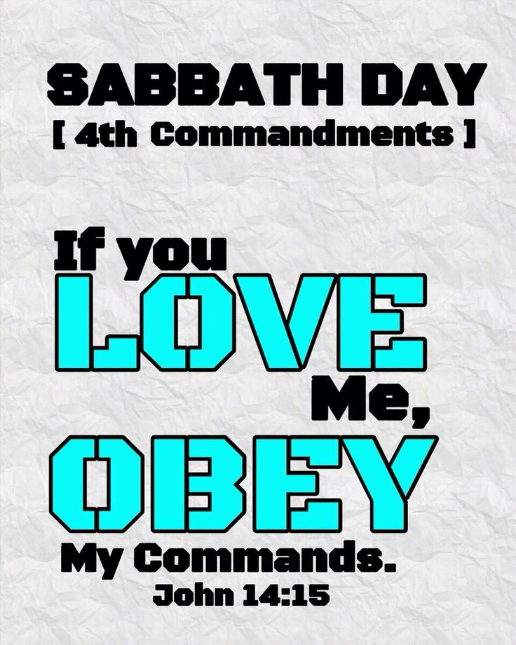 Sunday is not the Sabbath nor is it the day the Most High set apart for complete worship for Him.