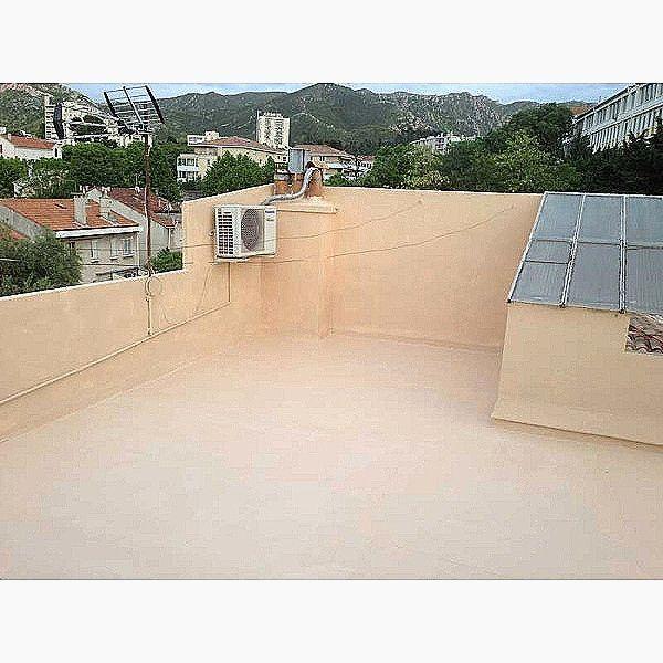 Etancheite Terrasse Avant Carrelage