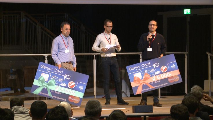 10.000 euro per il primo premio, 6.000 euro per il secondo, 2.000 euro il terzo: ecco gli importi che hanno ricevuto i primi tre classificati dell'hackathon.
