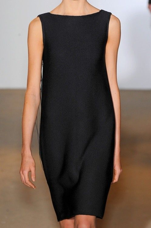 Une petite robe noir...