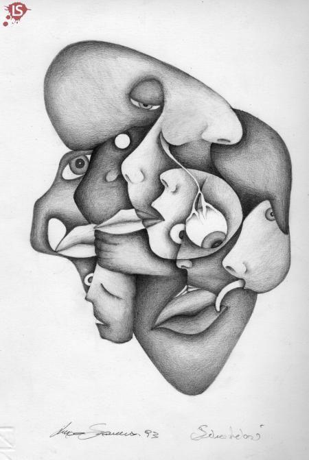 Simbiosi | Luca Sanna - Web Designer - Artista