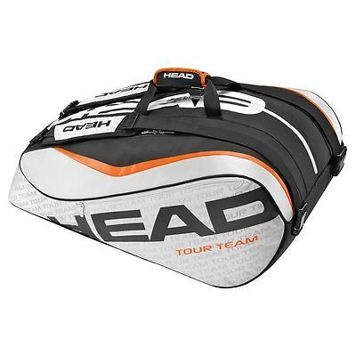 Head tour team monstercombi 12 #spacious tennis #squash #racket bag,  View more on the LINK: http://www.zeppy.io/product/gb/2/361575605692/