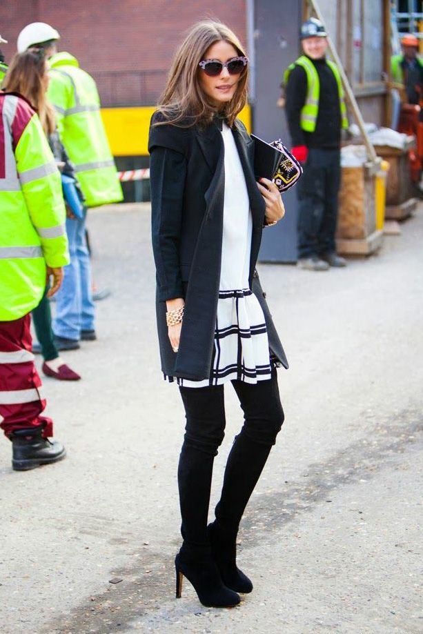 Winter-proof yourself like Olivia Palermo http://goo.gl/ic9mpf