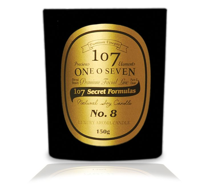 107 Aroma Candle No.8