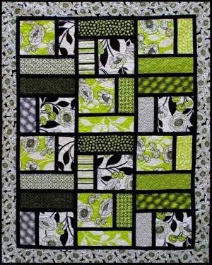 Tempo Lap Quilt. $156.00, via Etsy. by jill