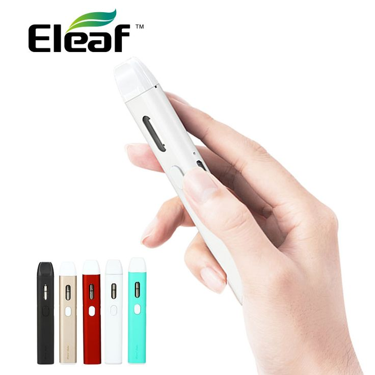 The ELEAF iCARE portable Vape Pen Kit 15W is perfect for entry-level vapers! Features good battery capacity 320mAh and vapour production for its size and is really easy to use!