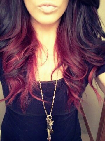 hair <3..maybe i will do this next :D
