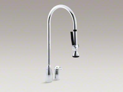 Pivot Easy Kitchen Faucet