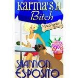 Karma's A Bitch (A Pet Psychic Mystery) (Kindle Edition)By Shannon Esposito