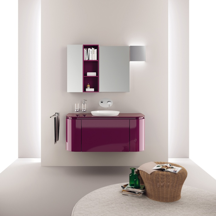 #Design & #Colours | Amethyst | Scavolini Bathrooms |
