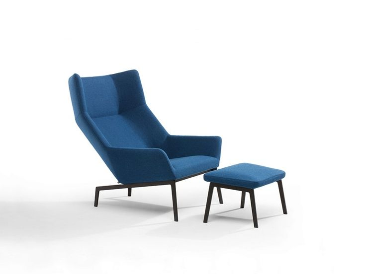Designer Sessel Mit Fußschemel : ?ber ideen zu ohrensessel modern auf