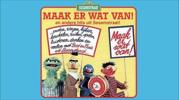 """Bert en Ernie - """"Maak er wat van!"""""""