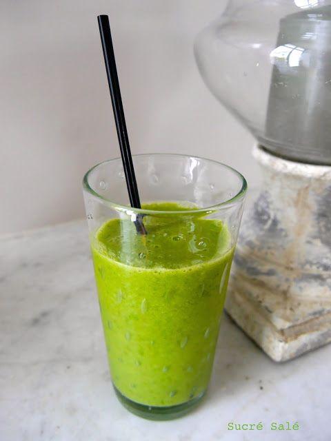 Il y a quelques années la grande mode Healthy des Etats Unis était les Jus Verts.   Ils étaient très populaires pour leurs propriétés ...