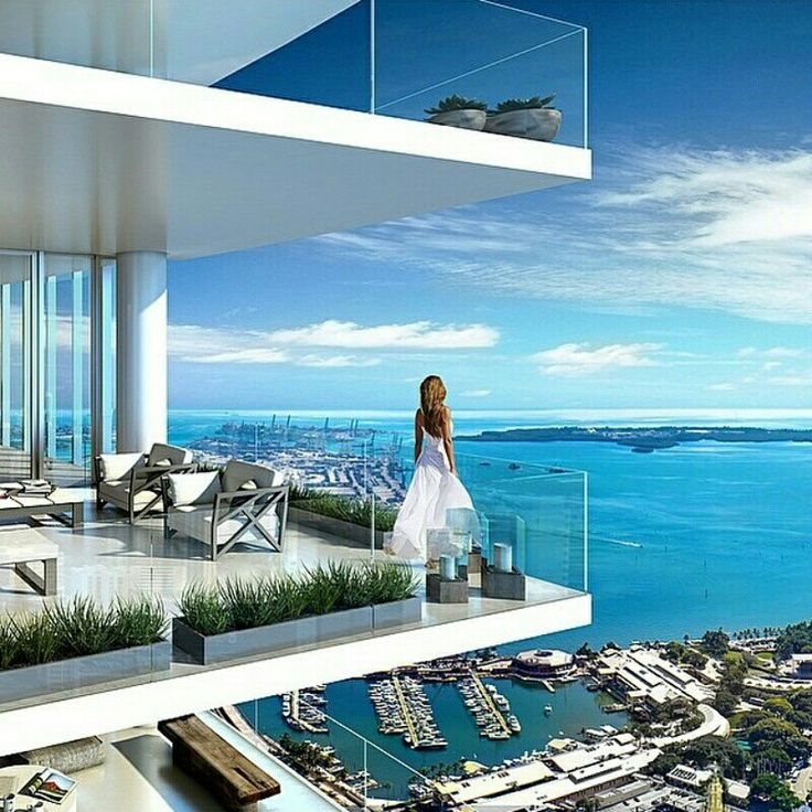 Luxury apartments in Miami | Take me there | Pinterest ...