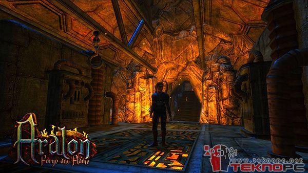 Aralon: Forge and Flame 3D RPG v2.3 - Görsel 1