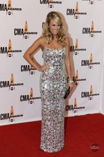 Carrie Underwood in The 43rd Annual Country Music Association Awards (2009)